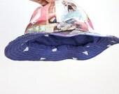 instagram bucket hat, reversible, Napkin