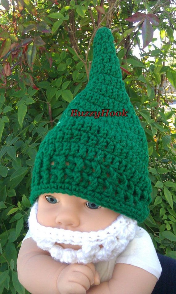 Crocheted Baby Toddler Kids Adult Beard Beard By Beezzyhook