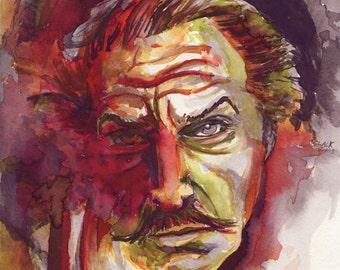 Vincent Price 8x10 print