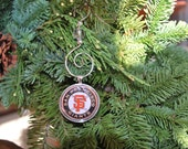 SF Giants baseball Christmas ornament or pendant