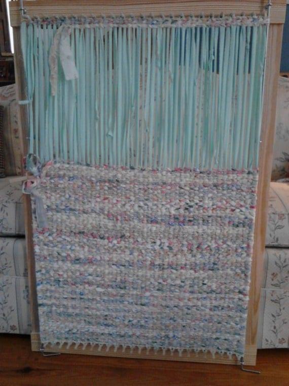 Rag Rug Loom By Farmroadcreations On Etsy