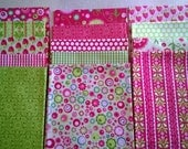Riley Blake Designs Quite Contrary by My Mind's Eye 14 New Fat Quarters