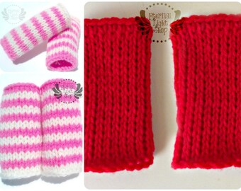 Any Color Leg Warmers Newborn-12M