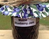 Maine Wild Blueberry Jam