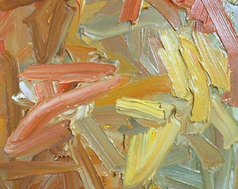 Abstract Original Contemporary Oil Painting