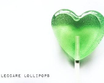 Spring Wedding Favor // 20 Candy Apple Lollipops // Apples and Honey // Hard Candy // Fall Wedding Favor // Heart Candy // Summer Wedding