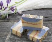 Lavender and Wildflower Honey Soap - Irish Soap - Lavender Soap - Soap - Handmade Soap