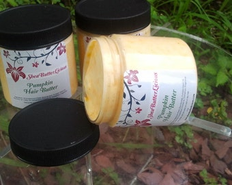 Pumpkin Seed Hair Butter