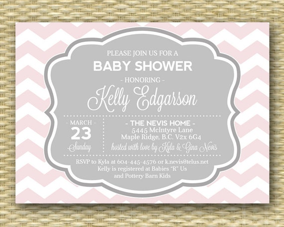baby shower invitation baby girl diaper and wipes baby sprinkle baby