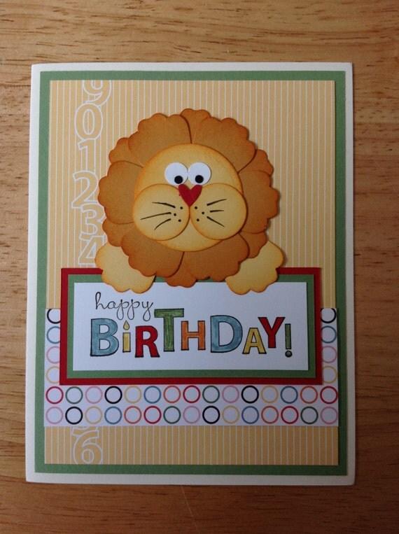 Handmade Birthday Card Design Ideas