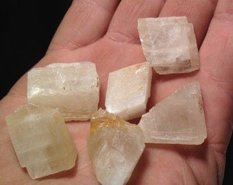 Calcite I dug in Yellowstone