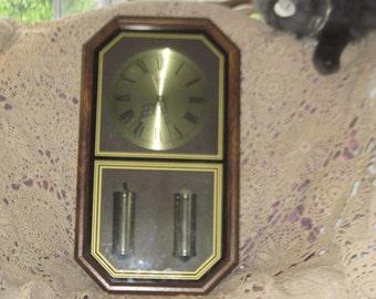 World Clock Regulator Quartz Octagon Clock :) *Marked down to Clear Out