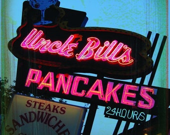 St. Louis Coaster Collection: Uncle Bill's Pancakes