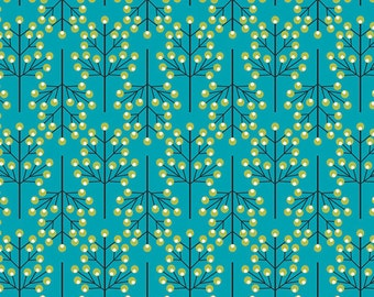 SALE--Jungle Ave--Sara Lawson--Electreecity--AGF Limited Edition--100% cotton--price is per yard