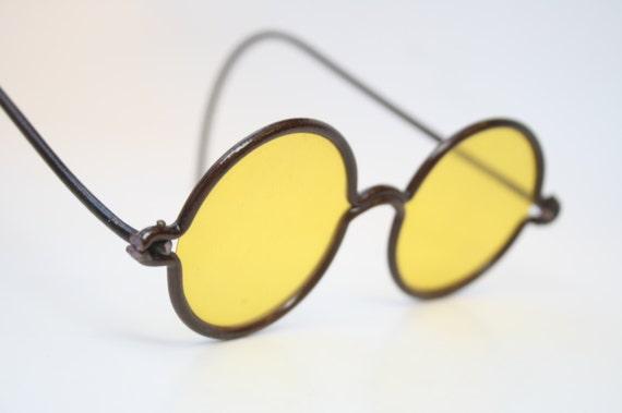 Eyeglass Frames Unique : Items similar to Vintage Eyeglass Frames Unique Sunglasses ...