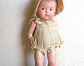 Vintage Doll, one of the Dionne quintuplets
