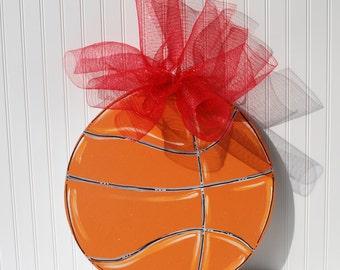 Door Hanger: Basketball, Basketball Wall Decor, Sports Decor