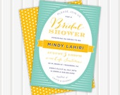 20 -  The Mindy Starburst Invite | 5x7 | Double Sided