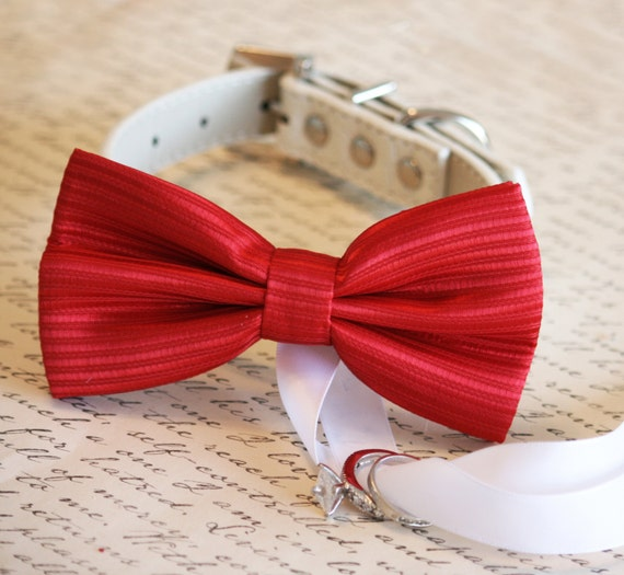 Dog Wedding Bow Tie