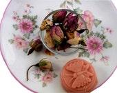 Sugar Scrub Organic Neroli & Rose. Soap.