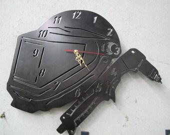 Welder Clock