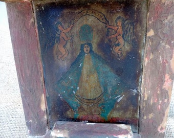 Authentic Retablo Niche