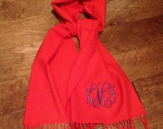 Cashmere Feeling Scarves