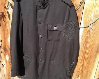 Vintage military style I-N-C international concepts jacket