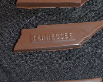 One Dozen Tennessee Chocolate Favors