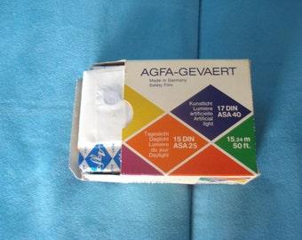 Original Agfa film