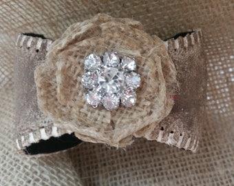 Vintage Glam Cuff Bracelet