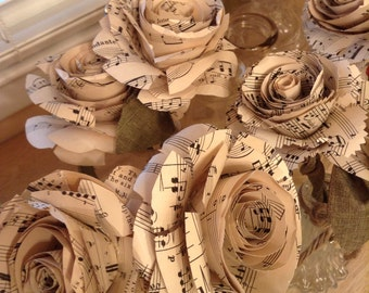 Sheet Music Rose
