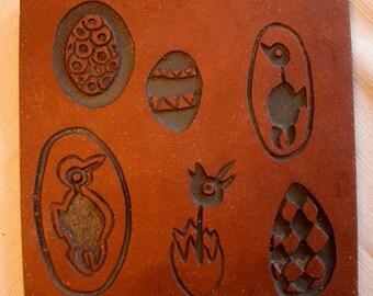 Bennington Potters Tiles