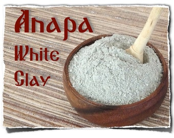 Anapa White Clay- 1 package (150g / 5.3oz)