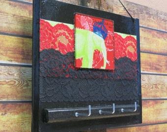 Key Holders, Wall Key Rack, Key Hook, Key Hanger in Elephant Design, Handmade in Melbourne Australia