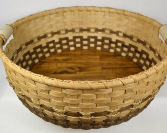 Hand Woven Traditional Reed Baskets Patterns By