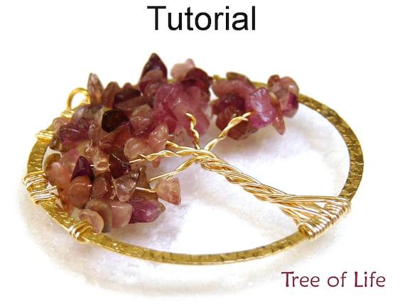 26 Gauge Wire >> Bead Pattern Tutorial Pendent Wire Working Simple Bead
