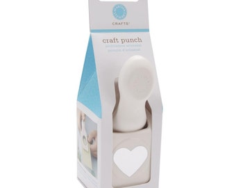 HEART  Medium Paper Punch by Martha Stewart