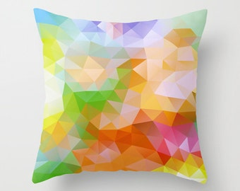 Pillow cover Throw pillow Cushion covers Pillow case Accent pillow Couch pillow Decorative pillows Pattern Pillow Abstract Pattern 16x16