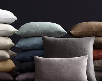 Canvas Cotton Decorative pillows,Throw pillows,Pillow covers, All sizes