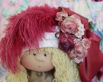 Rare Vintage Little Souls Doll Jocelyn 1992 Hand Signed