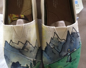Sound of Music inspired Toms