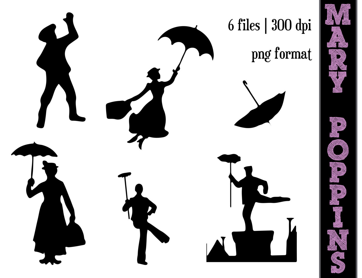 Mary Poppins Chimney Sweep Silhouette Images Image Gallery london m...
