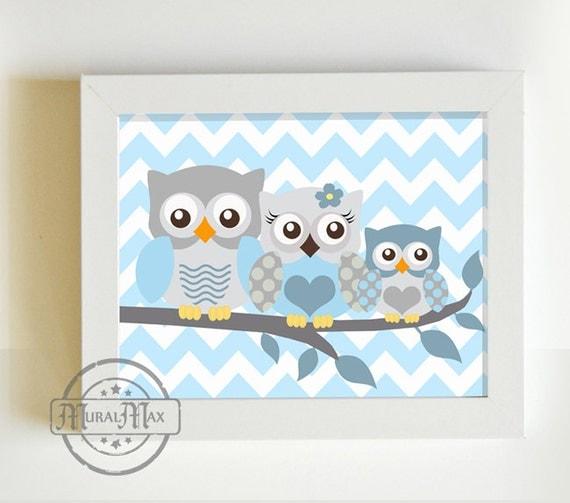 baby boy nursery chevron owl owl print for nursery baby