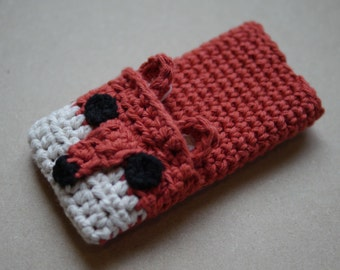 Fox Cell Phone Case (AniCase)