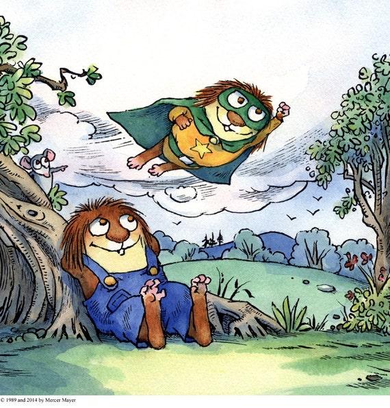 just a daydream by mercer mayer Just a daydream » just a daydream average rating author: mayer, mercer 1943-series: mercer mayer's little critter little critter book publisher: golden book.