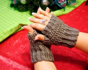 Crochet Fingerless Gloves SUPER SATURDAY SALE!