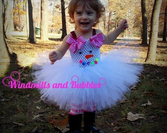 Snow Girl Tutu Dress