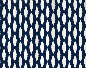 Ikat Shower Curtain You PICK TWO COLORS Standard Or Extra Long Length 70, 78 ,