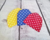 Retro Girls polka dot swim cap to match your swimsuit